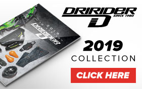 DRIRIDER 2019 CATALOGUE